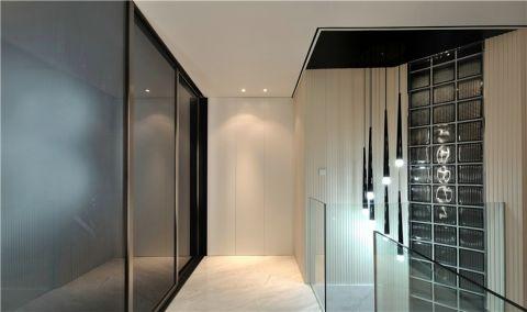 玄关吊顶现代简约风格装潢图片