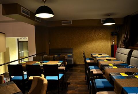 餐厅吧台法式风格装饰图片