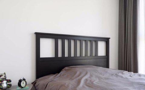 卧室窗帘北欧风格效果图