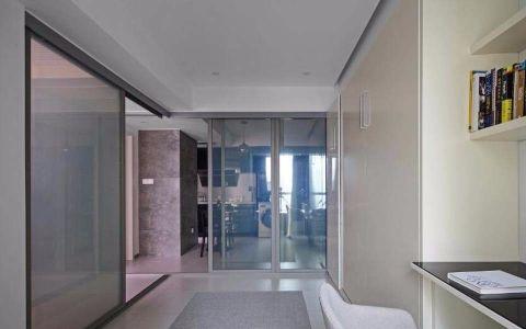 书房走廊现代风格装潢图片