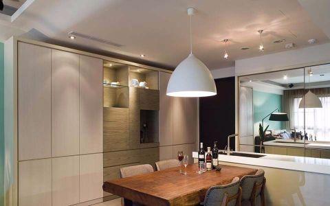 餐厅吊顶现代风格装饰设计图片