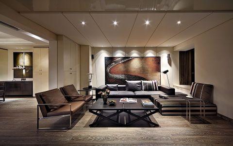 25万预算200平米四室两厅装修效果图