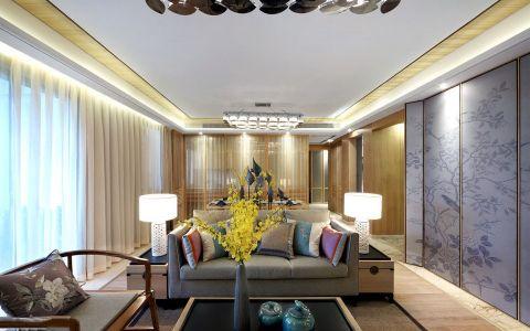 15.8万预算160平米四室两厅装修效果图