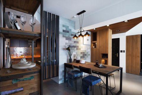 12万预算90平米两室两厅装修效果图