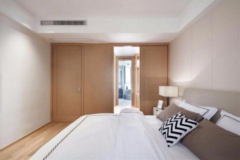 2019北欧卧室装修设计图片 2019北欧隐形门装饰设计