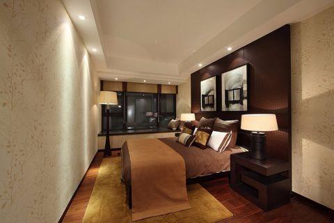 卧室走廊中式风格装潢设计图片