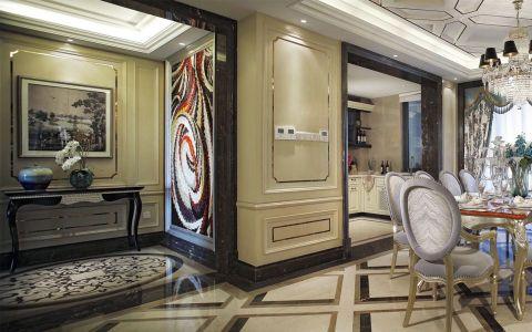 玄关门厅欧式风格效果图