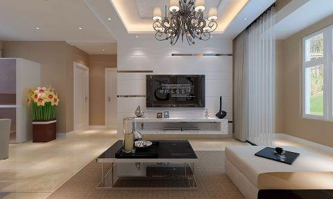 2018现代90平米装饰设计 2018现代二居室装修设计