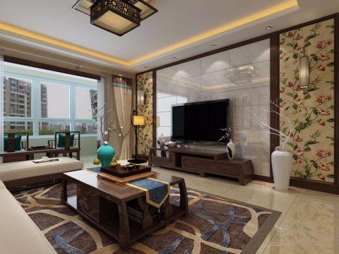 25万预算150平米四室两厅装修效果图