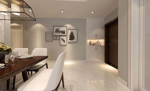 玄关照片墙现代风格装饰设计图片