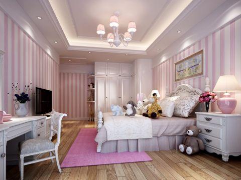 卧室衣柜新中式风格装饰设计图片