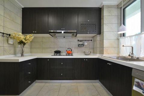 厨房简约风格装饰图片