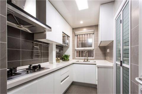 厨房飘窗简约风格装饰图片