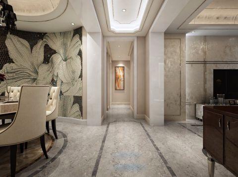 玄关走廊新古典风格装饰效果图
