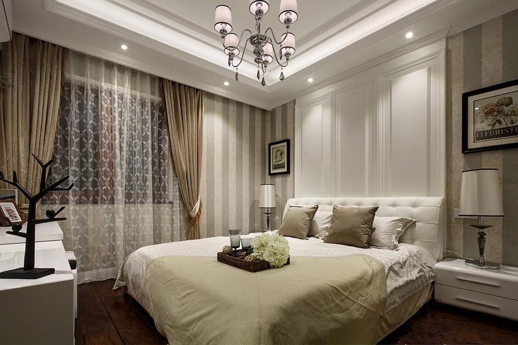 3室1卫2厅120平米现代风格