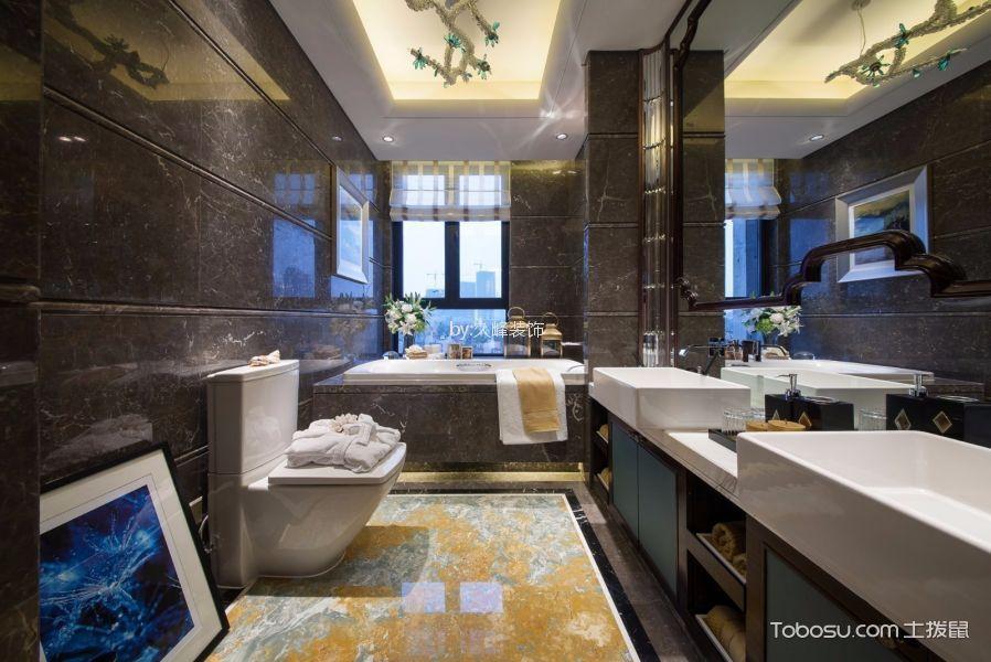 2020后现代浴室设计图片 2020后现代洗漱台装修设计