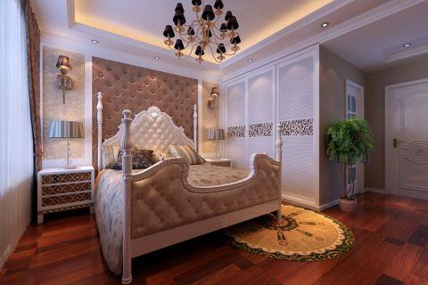 卧室衣柜欧式风格装饰图片