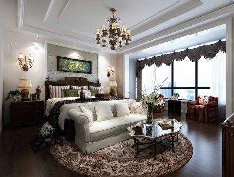 卧室沙发混搭风格装修设计图片