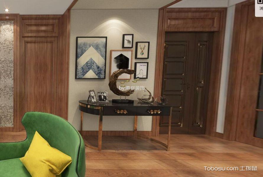 宁波维科东院118平米现代风格效果图