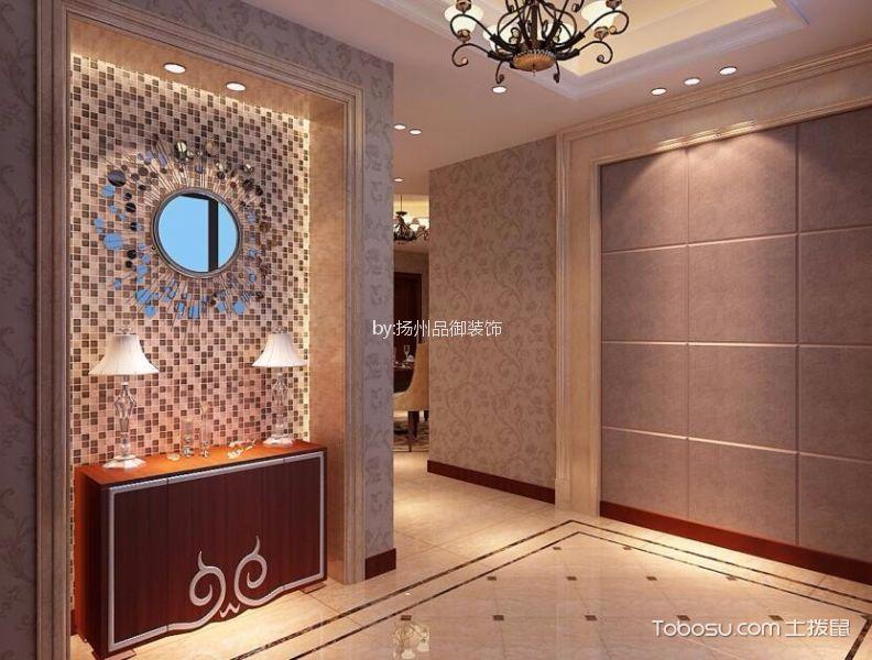 扬州金轮星城130平米新古典风格效果图