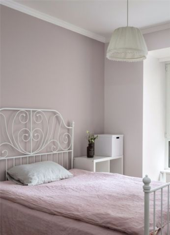 舒适卧室床设计图欣赏