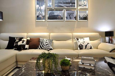 设计精巧客厅现代简约装修设计