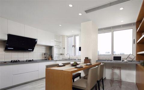现代厨房吊顶装修设计图片