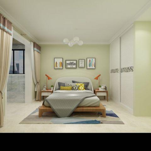 高贵风雅卧室照片墙案例图
