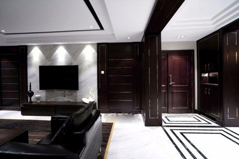 客厅吊顶现代效果图