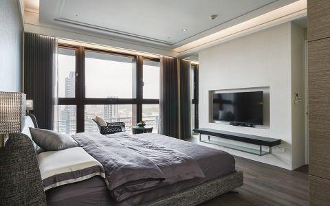 2019现代卧室装修设计图片 2019现代床装修效果图片