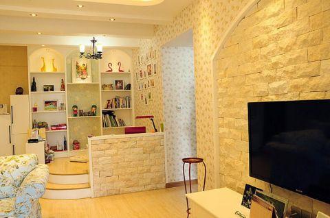 创意客厅走廊装饰设计图片