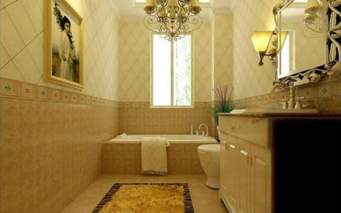 典丽矞皇卫生间地砖装修美图