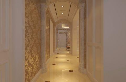 灵石启明城137平米 欧式风格装修效果图