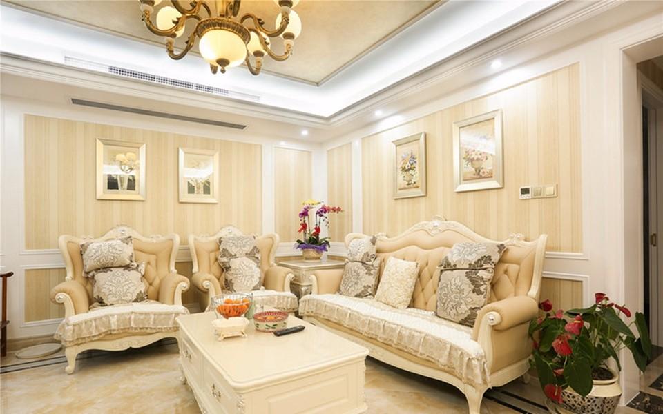 3室2卫2厅144平米简欧风格