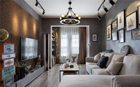 2020混搭90平米装饰设计 2020混搭三居室装修设计图片