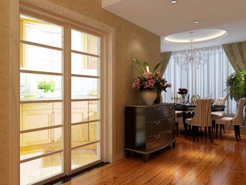 厨房推拉门现代简约风格装修图片
