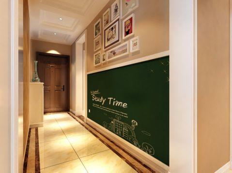 玄关走廊简约风格装潢图片