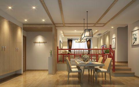 日式风格公寓装修效果图