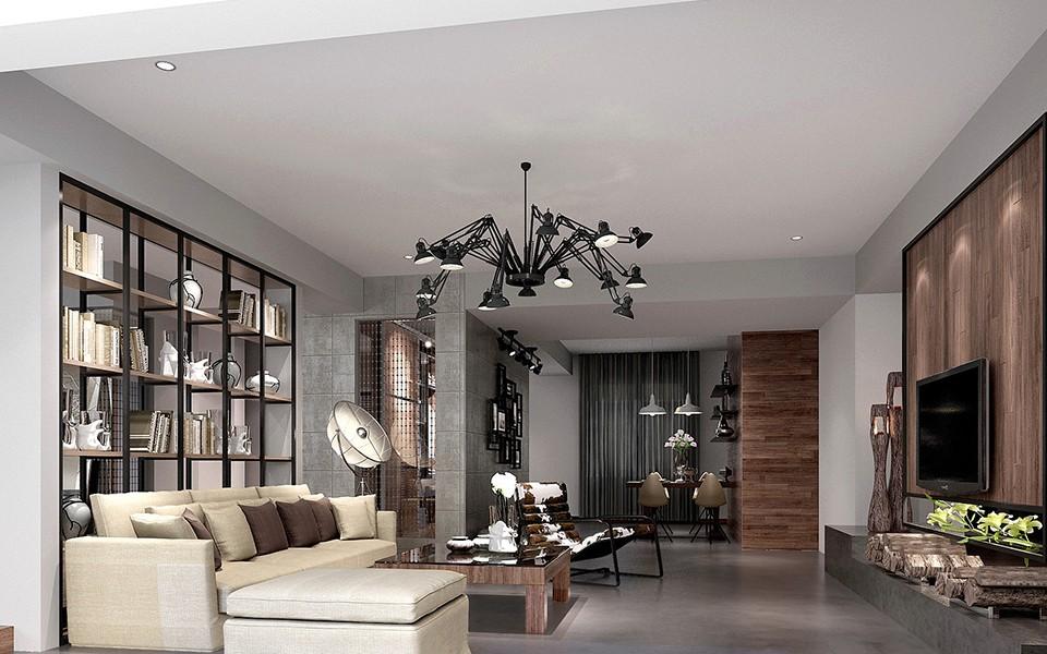 4室2卫2厅145平米现代风格