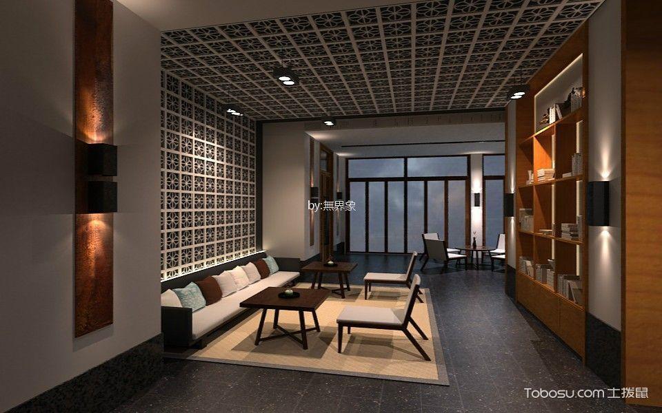 房屋销售中心会客厅装修装潢大图
