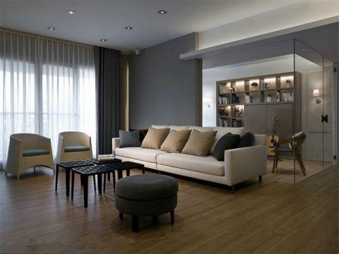 客厅照片墙简约风格效果图
