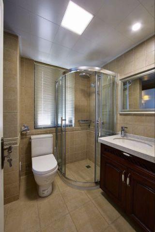 卫生间集成吊顶美式装潢图
