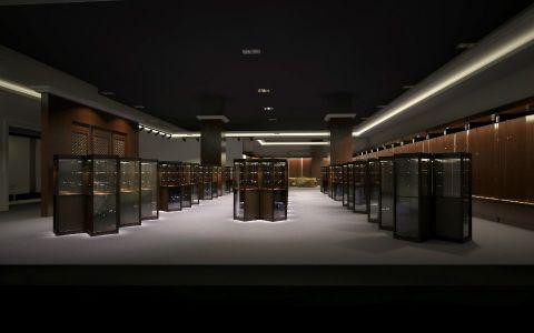 千年一品私人博物馆展厅装修效果图