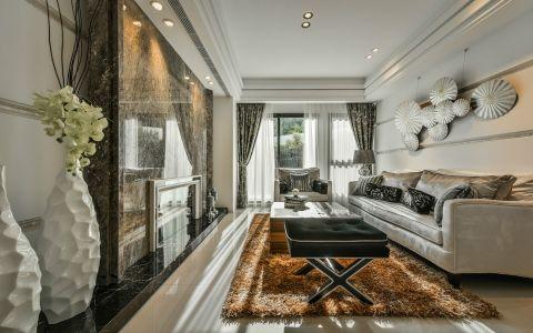 新古典风格200平米四室两厅新房装修效果图