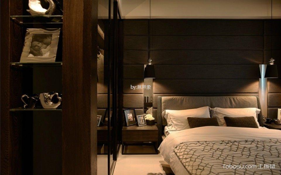 2018古典卧室装修设计图片 2018古典床图片