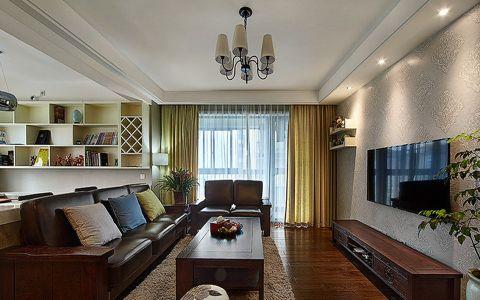 现代风格150平米大户型室内装修效果图