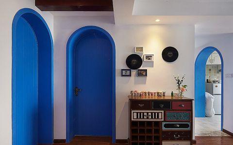 玄关门厅地中海风格装修效果图