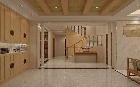 玄关楼梯现代简约风格装饰效果图