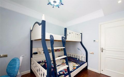 典丽矞皇儿童房装修实景图