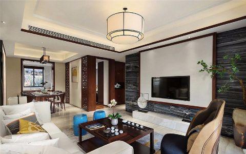 清爽白色沙发设计方案
